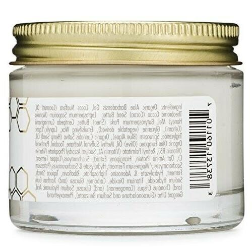 Era Organics Natural Moisturizer Cream Advanced 10-In-1
