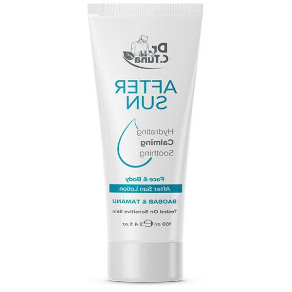 new dr c tuna after sun lotion