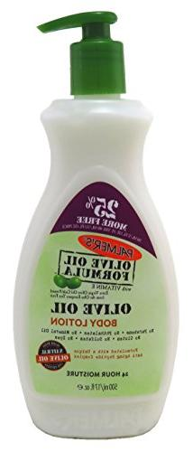 Palmers Olive Oil Formula Lotion With Vitamin-E 17 Ounce Bon
