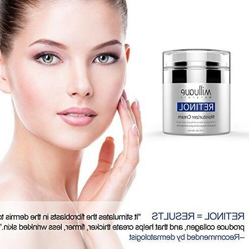 Retinol with Hyaluronic