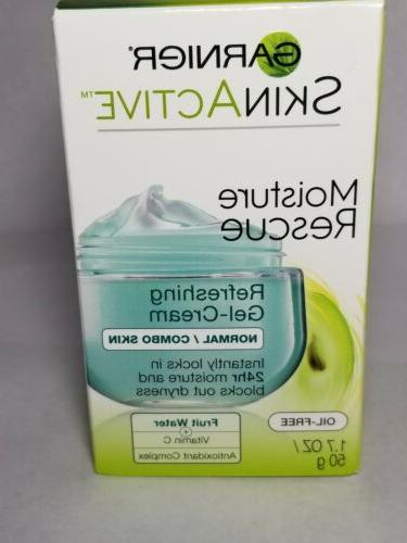 Garnier Moisture Facial 1.7 oz New