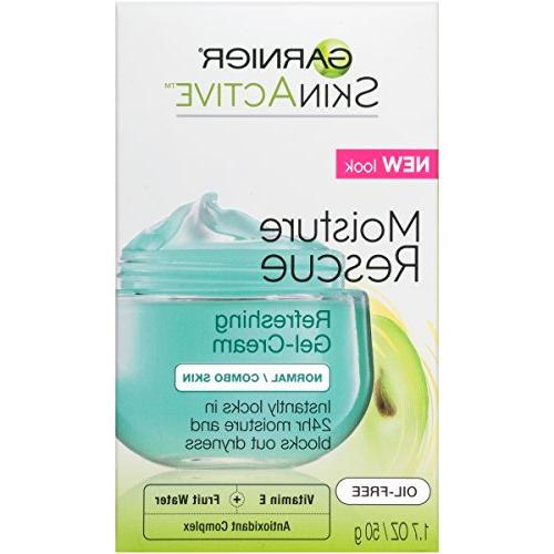 Garnier Face Normal/Combo, oz.