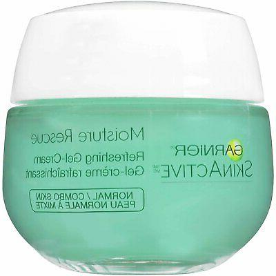 skinactive moisture rescue refreshing gel