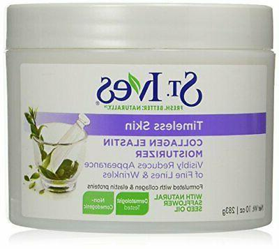 St Ives Renewing Collagen and Elastin Face Moisturizer, 10-O