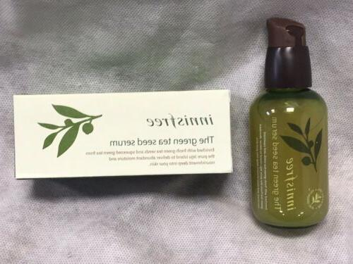 the green tea seed serum 100 percent