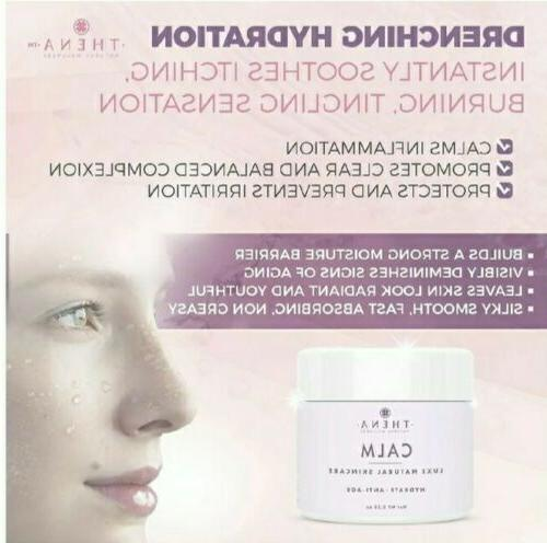 Thena CALM Ultra Hydrating Facial Anti-aging CONTAINER**