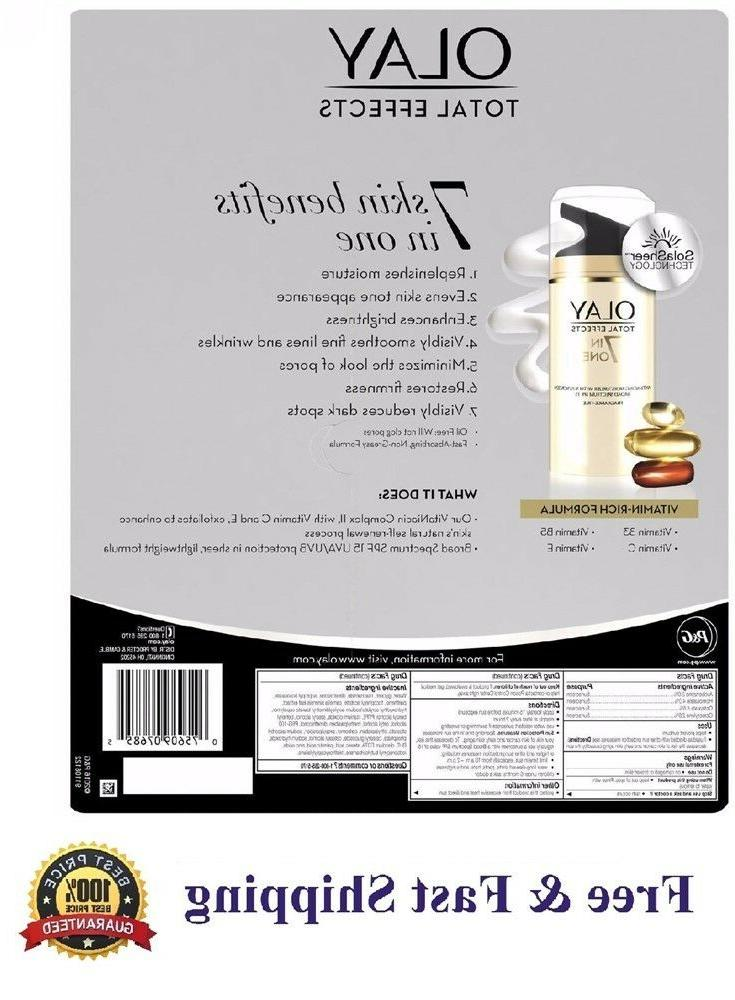 Olay Total Effects 7 in one Hydrating 3.4