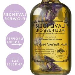 LAVENDER MULTI-USE OIL for Face Skin Hair Body and Nails Moi