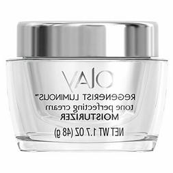 OLAY LUMINOUS TONE PERFECTING CREAM FACE MOISTURIZER 1.7 oz