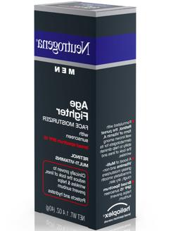 Neutrogena Men Age Fighter Face Moisturizer SPF 15 1.4 oz 40