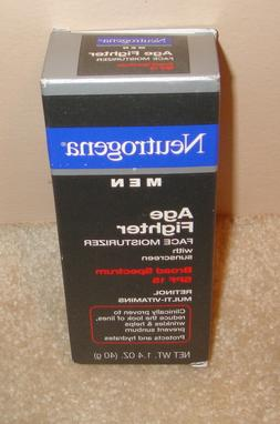 Neutrogena Men Age Fighter Face Moisturizer SPF15 face lotio