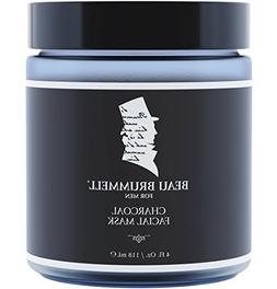 Mens Face Mask by Beau Brummell for Men | Best Charcoal Mask