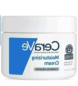 CeraVe Moisturizing Cream 12 Oz. Daily Face and Body Moistur