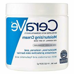 CeraVe Moisturizing Cream | 19 Ounce | Daily Face and Body M
