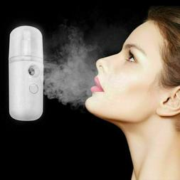 nano humidifier face sprayer usb moisturizer cooling