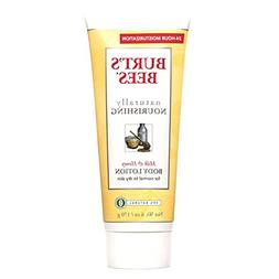 Burt's Bees Naturally Nourishing Milk & Honey Body Lotion 17
