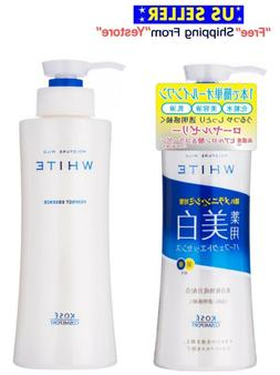 New KOSE moisutyuamairudo White Perfect Essence Serum Moistu