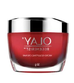 NEW OUT OF BOX ~Olay Regenerist Micro Sculpting Cream , 1.7