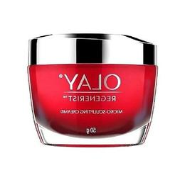 New Olay Regenerist Micro-Sculpting Cream, Anti Aging Moistu