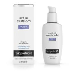 Neutrogena Oil-Free Daily Sensitive Skin Face Moisturizer -