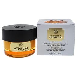 The Body Shop Oils of Life Intensely Revitalizing Cream, 1.6
