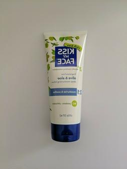 olive and aloe body lotion 6 fl