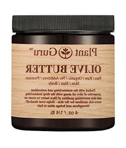 Olive Body Butter 4 oz. 100% Pure Raw Fresh Natural Cold Pre