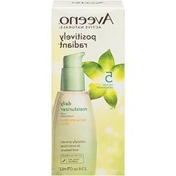 Aveeno Positively Radiant Daily Facial Moisturizer with Suns