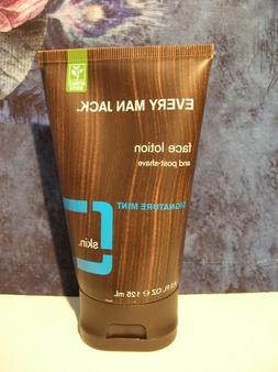 Every Man Jack Post Shave Face Lotion, Signature Mint, 4.2 o