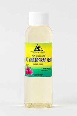 Red Raspberry Seed Oil Refined Organic Cold Pressed by H&B O