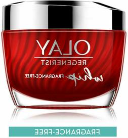 OLAY REGENERIST WHIP ACTIVE MOISTURIZER ANTI-AGING RESULTS F