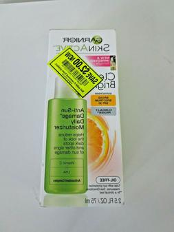 GARNIER SKIN ACTIVE CLEARLY BRIGHTER ANTI-SUN DAMAGE DAILY M