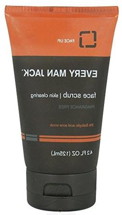 Every Man Jack Skin Clearing Face Scrub 4.2 Oz.