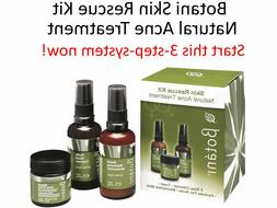 BOTANI Skin Rescue Kit   Start this 3 steps system now