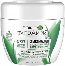 SkinActive 3-in-1 Face Moisturizers With Green Tea, Oily Ski