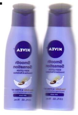 Nivea Smooth Sensation Body Lotion 2.5 Fl. Oz.