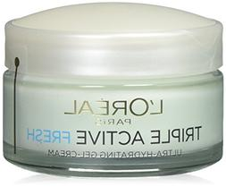L'Oreal Triple Active Fresh Ultra-hydrating Gel-cream for No