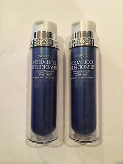 TWO Loreal Collagen Remodeler Contouring Moisturizer For Fac