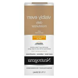 Neutrogena Visibly Even Daily Moisturizer with Broad Spectru