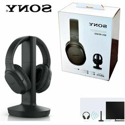 Sony WH-RF400 RF400 Wireless Home Theater Headphones NEW OPN