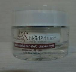 YouthShield Naturals Hyaluronic Defense Moisturizer with Bro